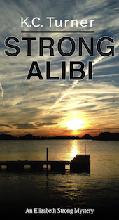 Strong Alibi Kindle wesite book page